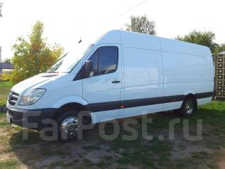 Mercedes-Benz Sprinter 515 CDI. Мерседес Спринтер XXL 2012 Климат, 2 200 куб. см.