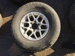 Bridgestone Dueler A/T. Всесезонные, 2001 год, 60%, 1 шт