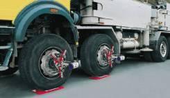 """Развал-схождение для всех типов грузовых авто . Сто """"Механик"""""""
