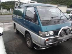 Mitsubishi Delica. P35W, 4D56T