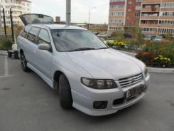 Nissan Avenir. автомат, передний, 2.0 (150л.с.), бензин, 242 327тыс. км