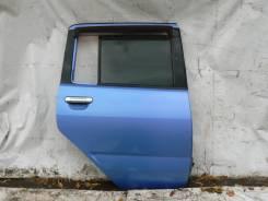Дверь боковая. Nissan Cube, ANZ10, AZ10, Z10 Двигатели: CG13DE, CGA3DE