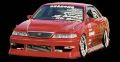 Обвес кузова аэродинамический. Toyota Mark II, JZX100, GX105, LX100, JZX105, JZX101, GX100 Двигатели: 1JZGE, 1JZGTE, 1GFE, 2LTE, 2JZGE. Под заказ