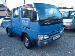 Nissan Atlas. Бортовой, 4WD, категория В., 3 200куб. см., 1 500кг., 4x4