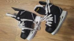 Коньки хоккейные. размер: 28, хоккейные коньки