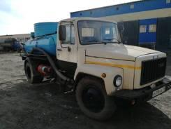 ГАЗ 3307. Ассенизатор КО-503Б, 4 250куб. см.