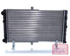 Радиатор охлаждения двигателя. Лада 2110, 2110 Лада 2111, 2111 Лада 2112, 2112 Двигатели: X20XEV, BAZ2110, BAZ2111, BAZ21114, BAZ21120, BAZ21124, BAZ4...