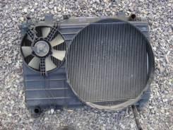 Радиатор охлаждения двигателя. Toyota Town Ace Noah, SR50, SR50G Двигатель 3SFE