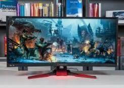 "Acer. 35"", технология ЖК (LCD)"
