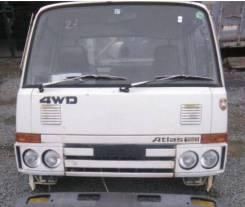 Кабина. Nissan Atlas, AGF22, AMF22 Двигатель TD27