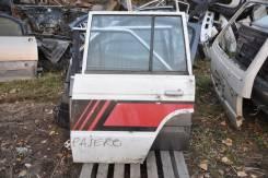 Дверь задняя левая Mitsubishi Pajero