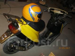 Yamaha Jog Poche. 49куб. см., исправен, без птс, с пробегом