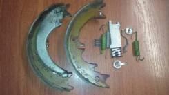 Механизм стояночного тормоза Toyota Land Cruiser Prado, правый