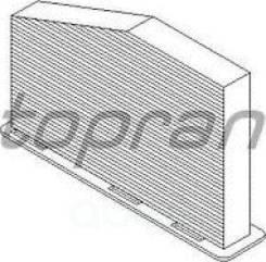 Фильтр вентиляции салона, угольный / AUDI A-3,Q3,TT;SEAT;SKODA ;VW 03~ topran арт. 110093755