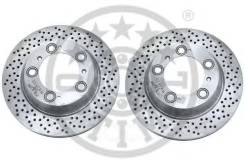 Диск Тормозной Porsche: Boxster (986) Boxster (987) Cayman (987) Optimal арт. bs-8938