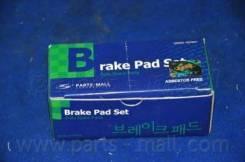 Колодки Тормозные Дисковые Hyundai Yf Sonata Pmc 583021ga00 Parts-Mall арт. pka-033