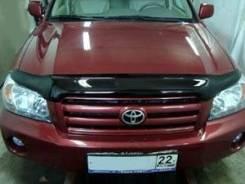 Дефлектор Капота Темный Toyota Highlander/Kluger 2001-2007 Nld.Stohig0112 SIM арт. nld.stohig0112