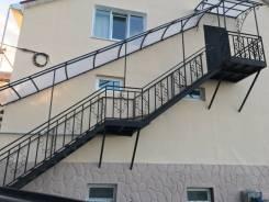Гостинка, улица Борисенко 100б. Тихая, частное лицо, 24кв.м. Дом снаружи
