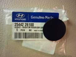 Прокладка маслозаливной горловины hyundai porter 2005 Hyundai-KIA арт. 2544226100