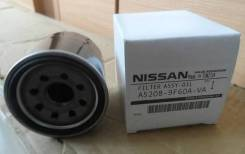 Фильтр Масляный! Kia Picanto/ Rio 1.25i 11, Nissan Micra 1.2 10 NISSAN арт. A52089F60AVA Oenis-A52089f60ava_