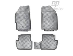 Коврики А/М Norplast Nplpo1228 Коврики Салона Для Chevrolet Spark (2011-)/Ravon R2 (2016-) Norplast арт. NPLPo1228