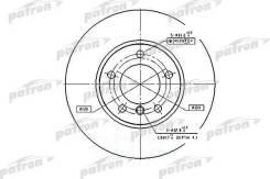 Диск Тормозной PATRON арт. PBD2769