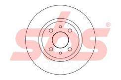 Диск тормозной передний!alfa romeo 146/155,fiat brava/tempra 1.4-1.9td 88 SBS арт. 1815209932 209932 #_