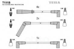 Провода высоковольтные компл. tesla t191b TESLA арт. T191B