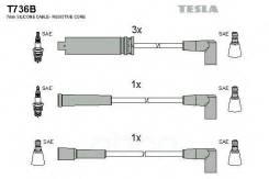 Провода высоковольтные tesla t736b TESLA арт. T736B