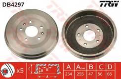 Барабан тормозной! land rover freelander 1.8-2.5/2.0d 98 TRW/Lucas арт. DB4297 Db4297_