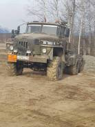 Урал 4320. Продается УРАЛ4320 седельный тягач в Чаре, 10 000кг., 6x6. Под заказ