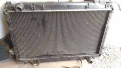 Радиатор охлаждения двигателя. Toyota Land Cruiser, FZJ80G, J80, FZJ80 Двигатели: 1FZFE, 1FZF