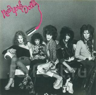 "CD New York Dolls ""New York Dolls"" 1973 USA"