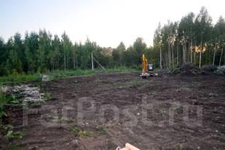 Разработка участков под строительство. Раскорчёвка участков во Владиво