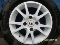 """Light Sport Wheels LS 105. 5.5x13"""", 4x100.00, ЦО 54,0мм."""