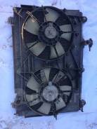 Радиатор охлаждения двигателя. Toyota Ipsum, ACM21, ACM21W, ACM26, ACM26W