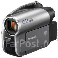 Panasonic VDR-D50. без объектива