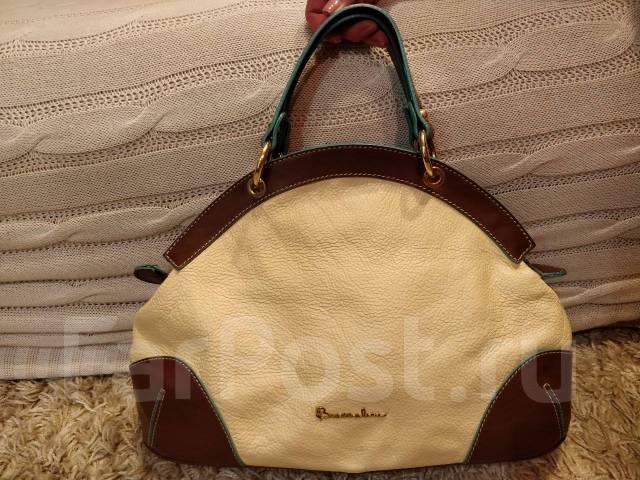 3a158cd936a0 Женская кожаная сумка Braccialini - Аксессуары и бижутерия во ...