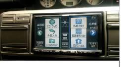 Магнитола PANASONIC Strada CN-HDS700TD Nissan X-Trail