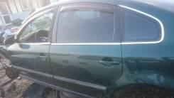 Дверь боковая задняя левая Volkswagen Passat 3B5 AGZ