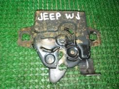 Замок капота. Jeep Grand Cherokee, WJ Двигатели: ENF, ERH, EVA, EVC, EVE