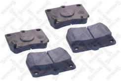 Колодки Дисковые П Mazda 121 1.1/1.3 87-90, Kia Pride 1.1/1.3 90-01 Stellox арт. 282 002-SX 282 002-Sx_=271 02=Fdb597 !