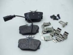 Комплект тормозных накладок VAG арт. 7D0698451J