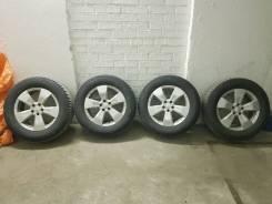 "Колеса зимние 215/65 R16 Subaru. 7.0x16"" 5x100.00"