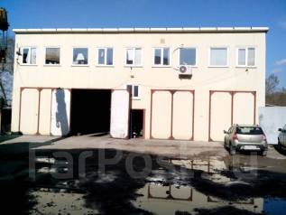 Продам здание мастерской. Улица Вострецова 36а, р-н Столетие, 300кв.м. Дом снаружи