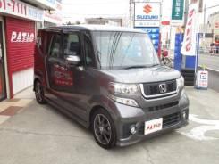 Honda N-BOX. автомат, передний, 0.7 (58л.с.), бензин, б/п. Под заказ