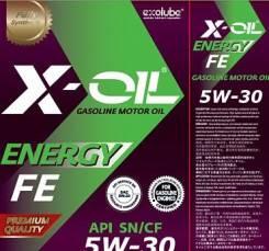 X-Oil. Вязкость 5W-30. Под заказ