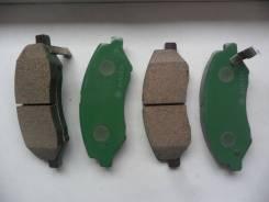 Колодки тормозные. Nissan Laurel, HC34, SC34 Nissan Skyline, HR34 Двигатель RB20DE