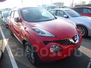 Nissan Juke. вариатор, передний, 1.6, бензин, 18тыс. км, б/п. Под заказ