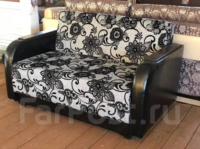 диван малогабаритный какао мебель во владивостоке